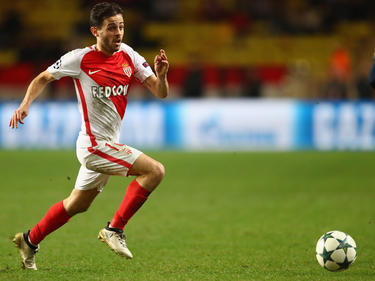 Bernardo Silva en Champions league con el Monaco (Foto: Getty)