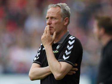 Auf Christian Streich und den SC Freiburg warten stressige Wochen