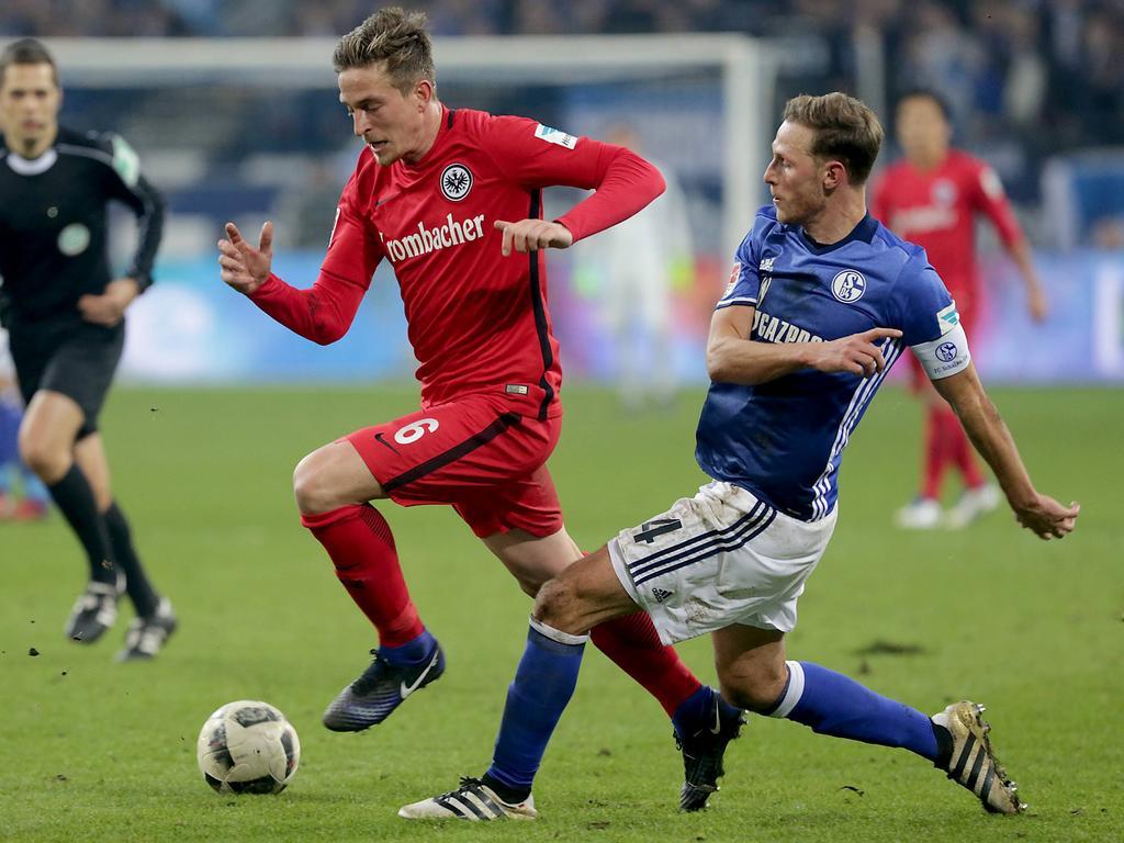 Frankfurt bestätigt: Oczipka will zu Schalke