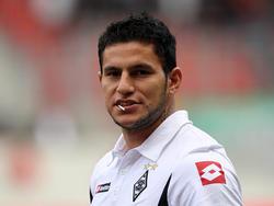 Raúl Bobadilla spielte bereits zwischen 2009 und 2011 für Mönchengladbach
