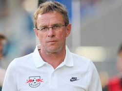Ralf Rangnick will das Projekt Leipzig weiter voranbringen