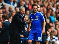 Mourinho und Mata: In London hat das nicht funktioniert