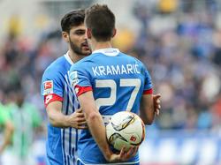 Kramarić legte den einzigen Treffer der Kraichgauer auf