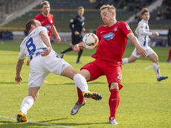 Arne Feick hat seinen Vertrag um drei Jahre verlängert