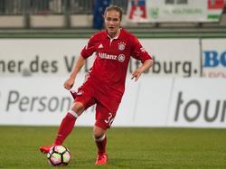 Sydney Lohmann bleibt bis mindestens 2019 bei Bayern München
