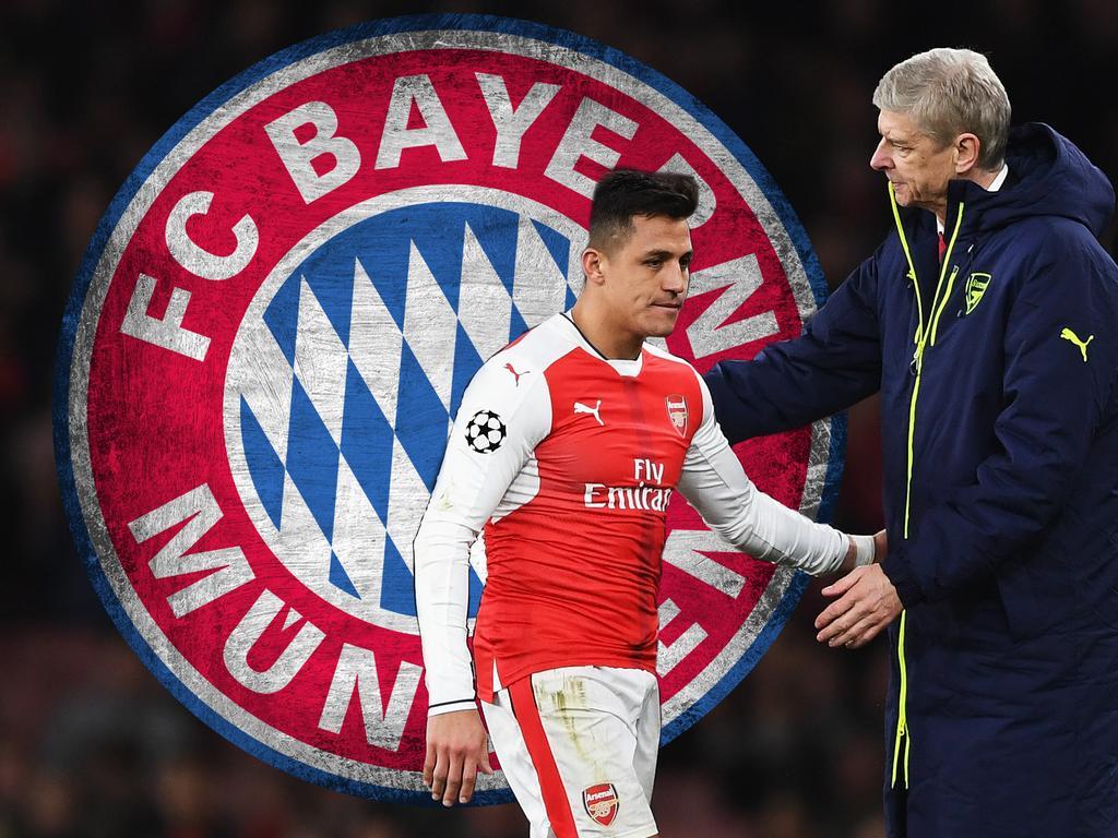 Bayern wollen Sanchez von Arsenal holen