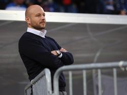 Alexander Rosen hat die Werderaner für ihren biederen Auftritt kritisiert