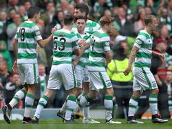 Celtic schaffte nach der Blamage in Gibraltar doch noch den Aufstieg