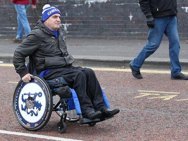 Nicht genug Plätze für Rollstühle - auch Chelsea wird kritisiert