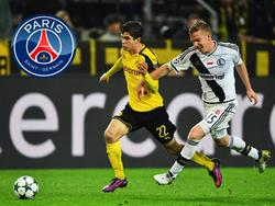 Paris Saint-Germain hat wohl Interesse an Pulisic (l.) angemeldet