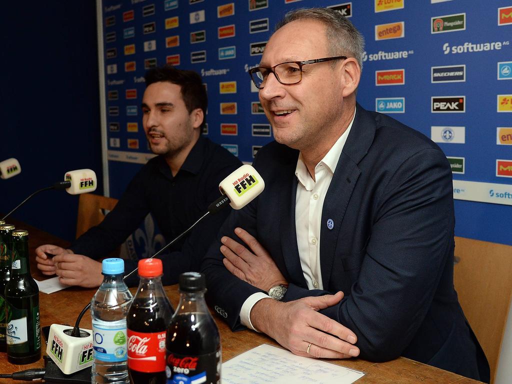 SV Darmstadt 98: Zukunft von Norbert Meier ist ungewiss