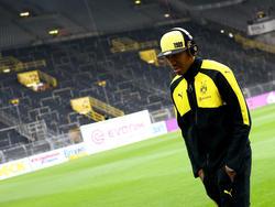 BVB-Torjäger Aubameyang stand offenbar in Kontakt mit einem Klub aus China