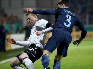 Mitchell Weiser kann nicht für die U21 gegen Portugal spielen