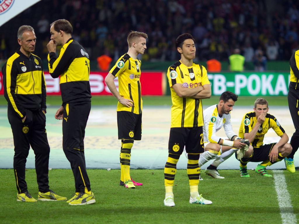 Titel-Sehnsucht: BVB und Eintracht hoffen auf Pokaltriumph