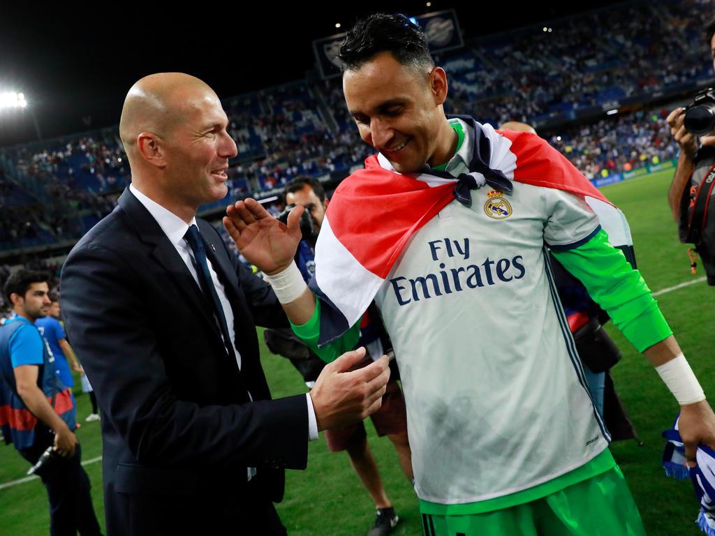 Real: Zidane-Absage an De Gea