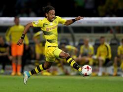 Die Zukunft von BVB-Stürmer Pierre-Emerick Aubameyang ist noch ungewiss