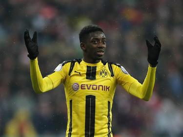 Ousmane Dembélé will den BVB angeblich verlassen