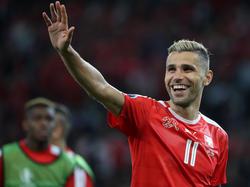 Der Schweizer Teamspieler Valon Behrami ist wieder in der Serie A gelandet