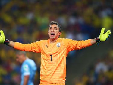 Muslera volverá a defender el arco de la selección uruguaya. (Foto: Getty)