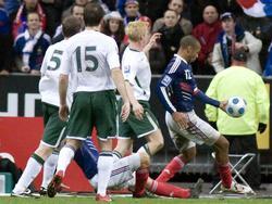 Das Handspiel von Thierry Henry sorgt auch Jahre später noch für Diskussionen