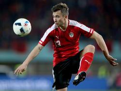 Markus Suttner hängt die Nationalteam-Schuhe an den Nagel