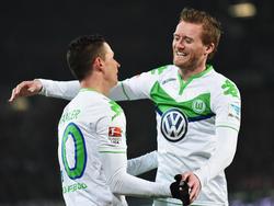 Wolfsburg plant mit André Schürrle und Julian Draxler