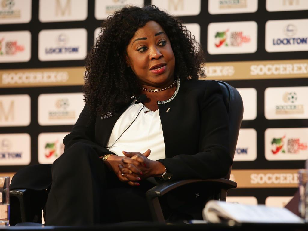 Für FIFA-Generalsekrätin Fatma Samoura hat die Task-Force ihren speziellen Auftrag erfüllt