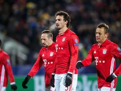 Mats Hummels spielt seit dem Sommer für Bayern München
