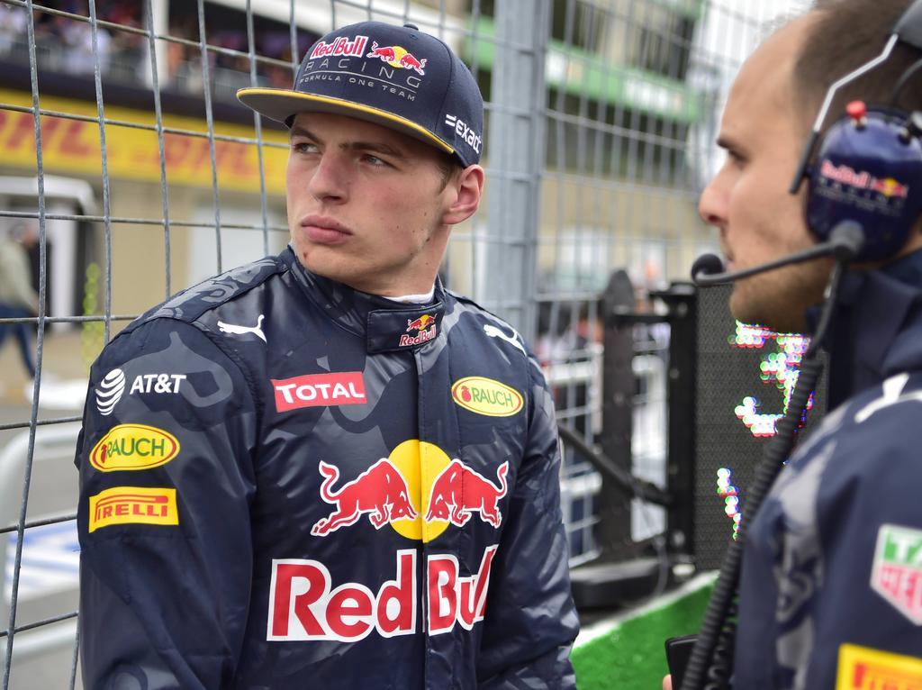 Max Verstappen müsse aus Fehlern lernen, meint Jacques Villeneuve