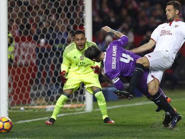 Sergio Ramos und Real Madrid stolpern beim FC Sevilla