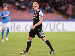 Andreas Beck erzielte sein erstes Tor für Beşiktaş