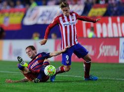 Hebelt Wirbelwind Fernando Torres mit Atlético Barça aus?