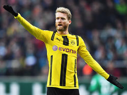 André Schürrle ist mit seiner Rolle beim BVB nicht wirklich zufrieden