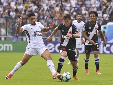 El Vasco de Gama se impuso a Fluminense (Foto: Getty)
