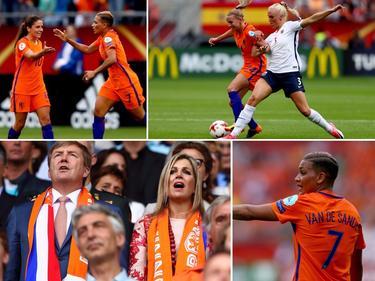 Die Niederländerinnen siegten zum Auftakt gegen Norwegen