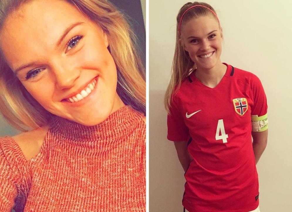 Kristine Leine - Norwegen