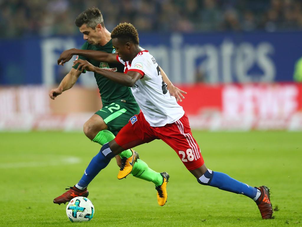 Neuer HSV-Vertrag perfekt! | Jung verlängert bis 2022