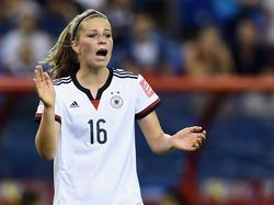 Melanie Leupolz kehrt ins DFB-Team zurück