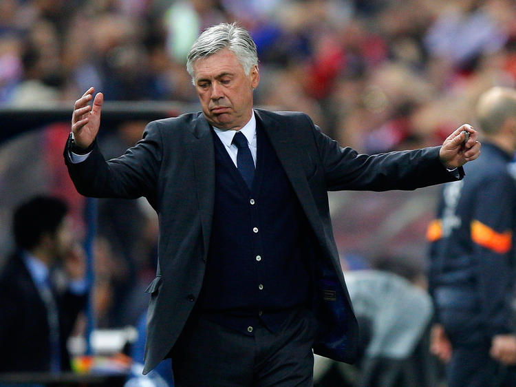 Wird Real verlassen: Carlo Ancelotti