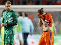 Die Niederländer blamierten sich gegen Griechenland