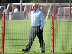 Uli Hoeneß hofft auf Lewandowski-Verlängerung
