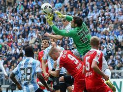 1860 München verliert auch das letzte Heimspiel der Saison