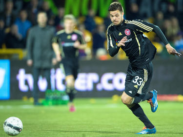 Der Litauer Lukas Spalvis hat beim 1. FC Kaiserslautern unterschrieben.