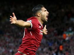 Emre Can bleibt noch bis mindestens 2018 in Liverpool