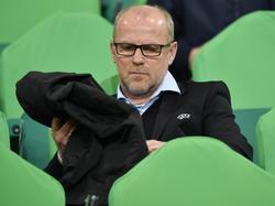 Thomas Schaaf wünscht sich einen couragierten Auftritt der Bremer