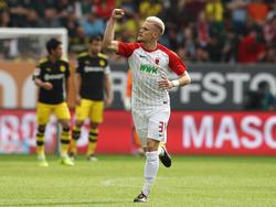 Philipp Max geht voller Selbstvertrauen in die Partie gegen Bayern München