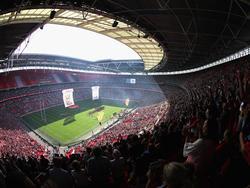 In Wembley steigen Spiele bei der EM 2020