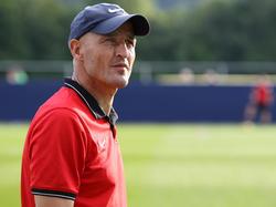 Peter Zeidler hat bei RB Salzburg einen Vertrag für zwei Jahre bekommen