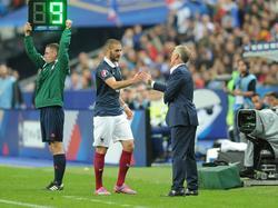 Karim Benzema kritisiert Nationaltrainer Didier Deschamps