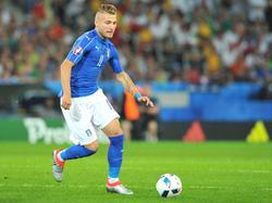 Der itlienische Nationalstürmer Ciro Immobile wechselt zu Lazio